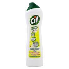 Limpador Cif Cremoso Limpeza Profunda Limão 450 mL