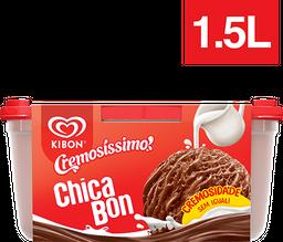 Sorvete Kibon Sorveteria Chicabon 1,5 L