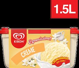 Sorvete Kibon Creme 1,5 L