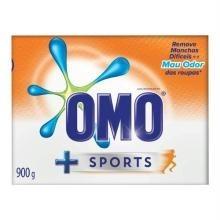Lava Roupa em Pó Omo Sports 900 g