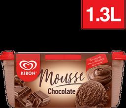 Sorvete Kibon Mousse Chocolate 1,3 L