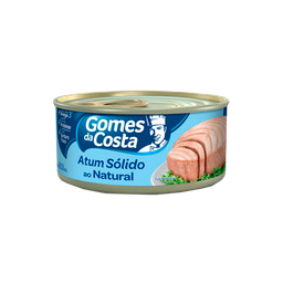 Atum Gomes da Costa Natural Light 170 g