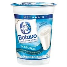 Iogurte Batavo Natural Integral 170 g
