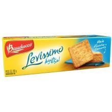 Biscoito Bauducco Água E Sal Levissimo 200 g