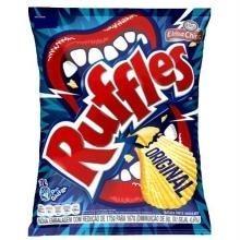 Batata Ruffles Sal Elma Chips 167 g