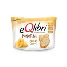 Snack Panetini Eqlibri Queijo Suave 40 g