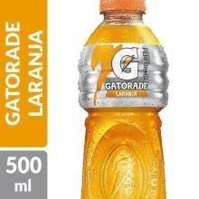 Gatorade Laranja Pet 500 mL