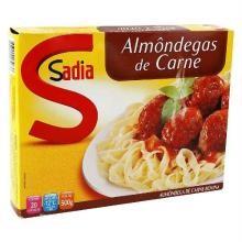 Almôndega Bovina Sadia 500 g