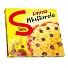 Pizza Sadia Mussarela 440 g