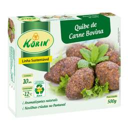 Quibe Korin 500 g