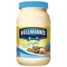 Maionese Hellmanns Light 250 g