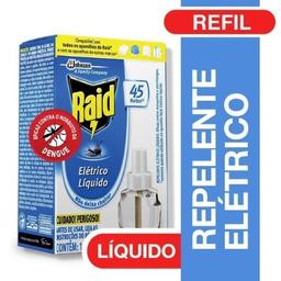 Inseticida Raid Protector Refil 45 Noites 32.9 mL