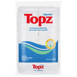 Algodão Topz Quadrado 95 g