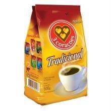 Café 3 Corações Tradicional 500 g