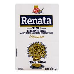 Farinha De Trigo Renata 1 Kg