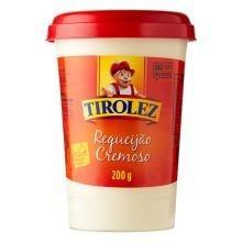 Requeijão Tirolez Tradicional 200 g
