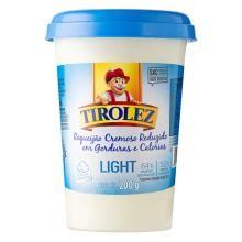 Requeijão Tirolez Light 200 g