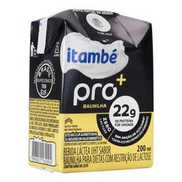 Bebida Láctea Nolac Baunilha Itambé 200 g