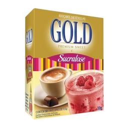 Adocante Pó Gold Sucralose 50 Und 0,6 g