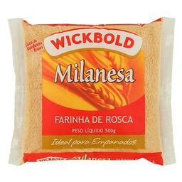 Farinha Rosca Wickbold 500 g