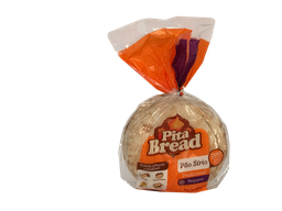 Pão Sirio Pequeno PitaBred 400 g