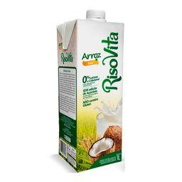 Bebida Arroz Risovita Sem Lactose Coco 1 L