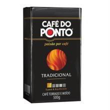 Café Ponto Tradicional Vácuo 500 g