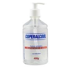 Álcool Gel Higienizador Mãos Coperalcool 400 mL