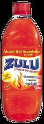 Gel Acendedor Zulu 500 g