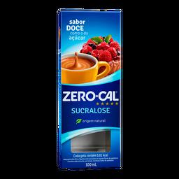 Adoçante Líquido Zero Cal Sucralose 100 mL