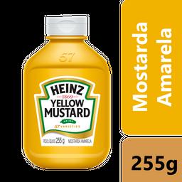 Mostarda Amarela Heinz 255g