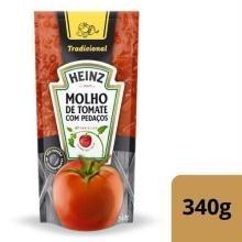 Molho Heinz Tradicional Sachê 340 g