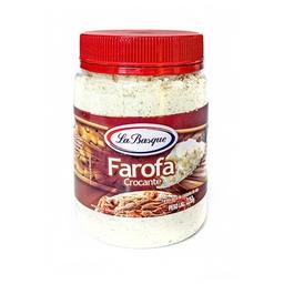 Farofa Crocante La Basque 220 g