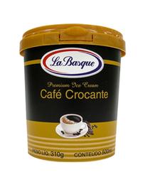 Sorvete La Basque Café Crocante 310 g