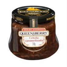 Geleia Queensberry Cebola Caram 310 g