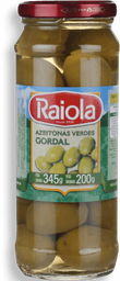 Azeitona Raiola Gordal 200 g