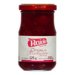 Cereja Raiola Maraschino 200 g