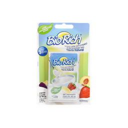 Fermentado Iogurte Bio Rich 3 Sachês