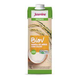 Bebida Arroz Orgânica Jasmine Cálcio 1 L