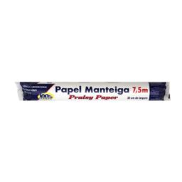 Papel Manteiga 7.5X0.30 Cm Pratsy