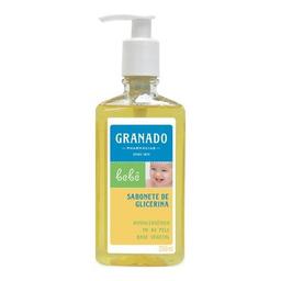 Sabonete Líquido Granado Glicerina Bebe 250 mL