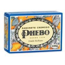 Sabonete Phebo Limão Siciliano 100 g
