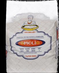 Farinha Mandioca Branca Amelia 1 Kg