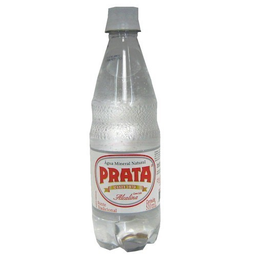 Água Prata Com Gás 510 mL