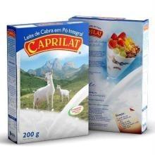 Leite Pó Caprilat Cabra 200 g