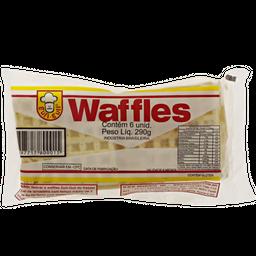 Waffles Guli Guli Tradicional Congelado 6 Und