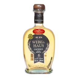 Aguardente Weber Haus Extra Premium 750 mL