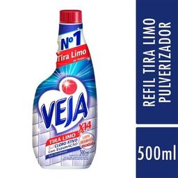 Limpeza Veja X14 Tira Limo Refil 500 mL