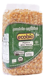 Pipoca Auto Vacuo Ecobio 500 g
