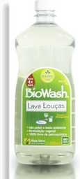 Lava Louça Bio Wash Menta 650 mL